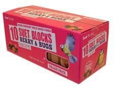 Suet to go suet block berry